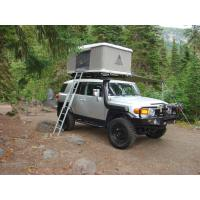 Buy cheap Pop Up Auto Hard Shell Truck Tent Air Permeable For Travel Hiking Camping from wholesalers