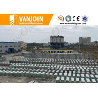 Buy cheap Insulated Precast Concrete EPS Sandwich Panels , Fireproof  Buildling Panels from wholesalers