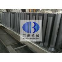 Buy cheap Chemical Resistance Ceramic Burner Nozzle For Tunnel Kilns Flaming Tubes from wholesalers