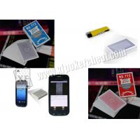 Buy cheap India Silver Bridge Playing Side Marked Cards for Poker Analyzer from wholesalers