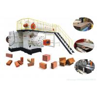 Buy cheap Auto solid hollow clay brick making machine manufacturer 20000pcs per hour from wholesalers