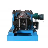 Buy cheap Upright Frames Cable Tray Roll Forming Machine PLC Control 3.0T Loading Capacity from wholesalers
