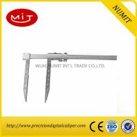 Buy cheap Dial Digital Measurement Instruments Long Jaw Vernier Calipers Stainless Steel Caliper from wholesalers