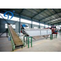 Buy cheap 2018 food standard tapioca starch extraction machine professional factory cassava processing plant from wholesalers