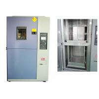 Buy cheap Compact Thermal Shock Chamber SUS304 Stainless Steel Plate Body Materials from wholesalers