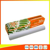 Buy cheap Household Food PE Cling Film Microwave Cling Wrap With Blade Cutter from wholesalers