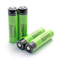 Buy cheap Genuine Panasonic NCR18650B 3400mah 3.7 volts rechargeable lithium battery protection with button top from wholesalers