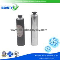 Buy cheap Colorful Collapsible aluminum Tube for Hand cream with octagon caps or hexagonal caps from wholesalers