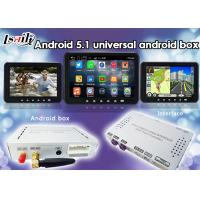 Buy cheap Android 5.1 Support TMC Universal Android Navigation Device for  DVD Player from wholesalers