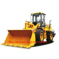 Buy cheap 92kw Wechai Engine Compact Wheel Loader 3T Load 1.8m3 Bucket LW300KN from wholesalers