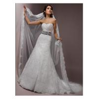 Buy cheap 2012 Lace Embroidery Wedding Dresses Lmo021 from wholesalers
