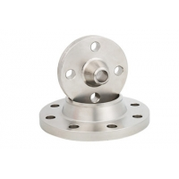 Buy cheap 3/4 Inch A182 F316l Stainless Steel Forged Flanges For Connect Pipes from wholesalers