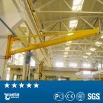 Buy cheap YT new design BX Mural Jib Crane from wholesalers