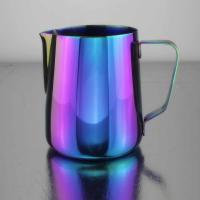 Buy cheap New brand good quality 2017 economic barista stainless steel coffee milk jug product