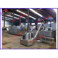 Buy cheap Corn Snack Commercial Food Processing Equipment  , Corn Flour Kurkure Manufacturing Machine from wholesalers