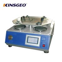 Buy cheap KJ - C001 Martindale Abrasion Testing Machine , Abrasion Testing Equipment from wholesalers