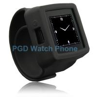 Buy cheap Unique Fashionable Promotional Gift Watches With 4gb Digital Watch Mobile Phone MQ666 from wholesalers