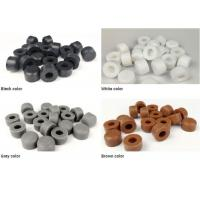Buy cheap ISO 9001 Custom Rubber Products Door Stops Rubber Replacement Bumper Tips from wholesalers