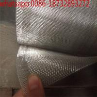 China aluminum window screen with bottom price/aluminum window screen/aluminum mosquito net for sale on sale