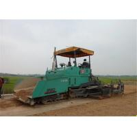 Buy cheap 9.5m Width 350mm Paving Thickness Caterpillar Asphalt Paver for Asphalt / Concrete Road from wholesalers