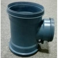 Buy cheap plastic injection drainage and sewage UPVC pipe fitting Moulds from wholesalers