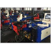 Buy cheap PLC Control Electric Power CNC Pipe Bending Machine With Teo Axis Driving from wholesalers
