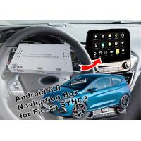 Buy cheap Easy Installation Android Auto Interface for Ford Fiesta in Original Stypl from wholesalers