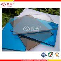 Buy cheap how to install polycarbonate roofing polycarbonate flat roof from wholesalers