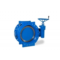 Buy cheap Stainless Steel Wafer Butterfly Valve 304 DN65 PN10 Double Flanged Butterfly Valves from wholesalers