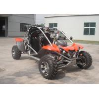 Buy cheap 2 Person Go Kart 4 Stroke 500cc Go Kart With CDI Ignition / Spare Tyres from wholesalers