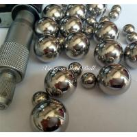 Buy cheap AISI316/316L Stainless steel Balls 1.588mm-15.875mm from wholesalers