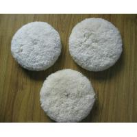 Buy cheap Double side car wool polishing pad from wholesalers