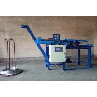 Buy cheap Compact Structure Loop Tie Wire Machine High Working Efficiency 3KW 360V from wholesalers