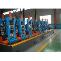 Buy cheap Straight Seam Mild Steel Small Pipe Making Machine ERW High Frequency from wholesalers