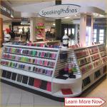 Buy cheap Mobile kiosk for sale,mobile phone kiosk,cellphone kiosk showcase from wholesalers