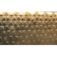 Buy cheap PVC Material Waterproof Exterior 3D Wall Panels Outdoor Wall Covering Stone Wall from wholesalers