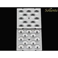 Buy cheap TYPE III Led Lens Array , 12 Watts SMD 3030 Osram Led Street Light Fittings from wholesalers
