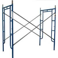 Buy cheap Q345 Steel Scaffold Towers Scaffolding Cross Bracing For Residential Contractors from wholesalers