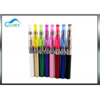 Buy cheap Ego-t ce4 1100mah 650mah , vaporizer cigarette starter kit 800 , 1300 puffs E cig from wholesalers
