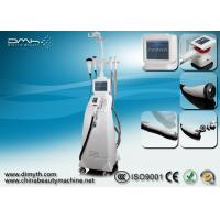 Buy cheap Non Surgical Ultrasonic Liposuction Cavitation RF Slimming Machine Motorized Vacuum Roller from wholesalers
