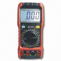 China Digital Multimeter with Large Screen and PTC Temperature Sensing Component on sale