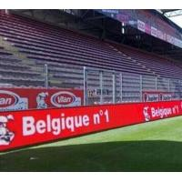 Buy cheap Football advertisement LED screen Perimeter led display Stadium LED sign product
