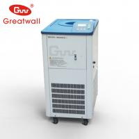 Buy cheap Zhengzhou Greatwall DLSB-5/20 low temperature circulating pump chiller from wholesalers