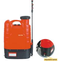 Buy cheap 16L 18L 20L Auto battery powered backpack sprayer For Knapsack WITH Electric Power Type from wholesalers