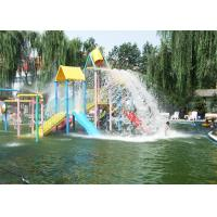 Buy cheap 6.5 M Kids Commercial Playground Equipment For Aqua Park Swimming Pool from wholesalers
