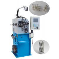 Buy cheap 2 Axis Control Coil Spring Machine Unlimited Feeding Length For Tapered Springs from wholesalers