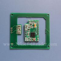 Buy cheap Access Control Mifare 1K Card Reader Module 13.56 Mhz COMS UART / IIC Interface product