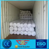 Buy cheap staple fibers needle punched non woven geotextile from wholesalers