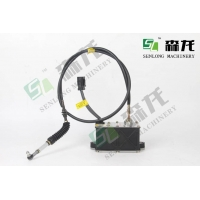 Buy cheap 386-3439 7 CAT E320D2 Cable Excavator Throttle Motor from wholesalers