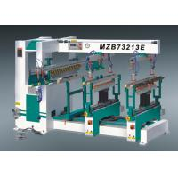 Buy cheap Cast Iron Structure Multi Spindle Boring Machine Two Heads For PVC Boards from wholesalers